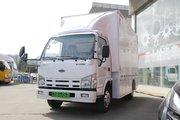 庆铃 五十铃EV100 4.5T 4.25米单排纯电动厢式轻卡(续航315)(QL5041XXYBEVECCA2)
