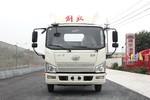 解放 J6F 130马力 4.16米单排仓栅式轻卡(CA5041CCYP40K56L2E5A)图片