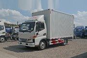 江淮 骏铃V5 110马力 4.15米单排厢式轻卡(HFC5045XXYP92K4C2V)