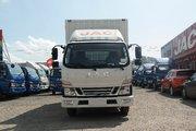江淮 骏铃V5 132马力 4.15米单排厢式轻卡(HFC5041XXYP52K3C2V)