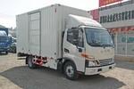 江淮 骏铃V5 116马力 4.15米单排厢式轻卡(HFC5043XXYP92K1C2V-S)图片