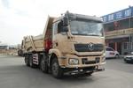 陕汽重卡 德龙新M3000 城建标载版 336马力 8X4 5.6米自卸车(中集牌)(ZJV5313TZLXA)图片