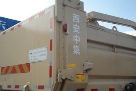 德龙新M3000自卸车上装                                                图片