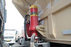 陕汽重卡 德龙新M3000 336马力 8X4 5.8米自卸车(中集牌)(SX3310MB266J) 卡车图片