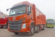 东风柳汽 乘龙H5 270马力 6X2 7.8米仓栅式载货车(LZ5250CCYM5CB)