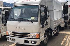 江淮 康铃H3 95马力 3.37米排半仓栅式轻卡(HFC2040CCYP93K1B4V-S) 卡车图片