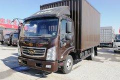 唐骏欧铃 K7系列 156马力 4.07米单排厢式轻卡(ZB5041XXYUDD6V) 卡车图片
