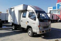 唐骏欧铃 赛菱A7 1.5L 108马力 汽油/CNG 3.02米双排厢式微卡(ZB5035XXYBSD0V) 卡车图片