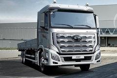 现代 创虎XCIENT PRO重卡 430马力 6X4 载货车底盘 卡车图片