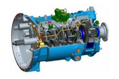 一汽解放CA12TA230M 12挡 手动挡变速箱