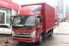 福田 奥铃新捷运 156马力 4.165米单排售货车(BJ5048XSH-FA) 卡车图片