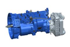 一汽解放CA12TAX210M5 12挡 手动挡变速箱
