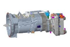 一汽解放CA12TAX230M5 12挡 手动挡变速箱