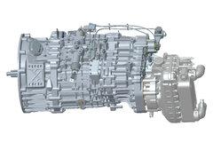 一汽解放CA12TA230M5 12挡 手动挡变速箱
