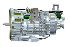 一汽解放CA12TAX210A3 12挡 AMT自动挡变速箱