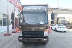中国重汽HOWO 悍将 95马力 4.15米单排厢式轻卡(ZZ5047XXYF3315E145) 卡车图片
