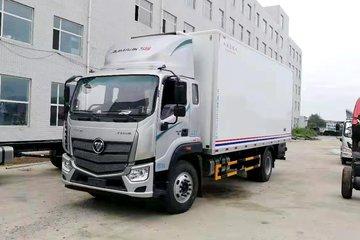 福田欧马可S5系 185马力 4X2 6.6米冷藏车(5150轴距)(BJ5186XLC-A1)