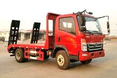 中国重汽 豪曼H3 170马力 4X2 平板运输车(朝柴)(ZZ5048TPBG17EB0)