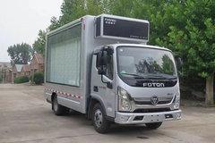 福田 奥铃CTS 131马力 单排宣传车(BJ5048XXC-FA) 卡车图片
