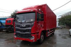 江淮 格尔发A5LⅢ中卡 220马力 4X2 7.8米厢式载货车(FC5181XXYP3K2A57S5V) 卡车图片