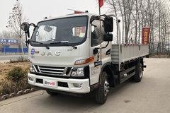 江淮 骏铃V6 156马力 4.18米单排栏板轻卡(HFC1043P91K9C2V)图片
