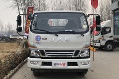 江淮 骏铃V6 156马力 4.18米单排仓栅式轻卡(HFC5043CCYP91K9C2V)图片