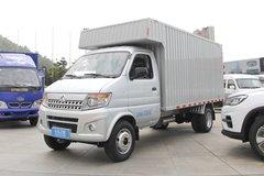 长安轻型车 神骐T20L 2018款 舒适型 1.5L 112马力 汽油 3.65米单排厢式微卡(SC5035XXYDNAB5) 卡车图片