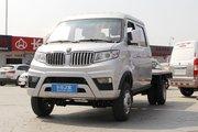 金杯 T52 创富型 1.5L 109马力 汽油 2.605米双排厢式微卡(SY5035XXY-LC6AT)