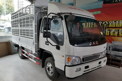 江淮 康铃H3 156马力 3.85米排半仓栅式轻卡(HFC5043CCYP91K2C2V) 卡车图片