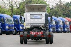 福田 奥铃CTS 131马力 4.14米单排厢式轻卡(中体)(BJ5045XXY-F2)