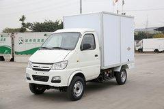 长安跨越 新豹MINI 3.2T 2.8米单排厢式纯电动微卡(蓝速牌)(BYN5030XXYBEV3)