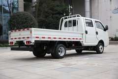 长安跨越者D5 舒适型 1.8L 133马力 3.05米双排栏板微卡(SC1041UFS41) 卡车图片