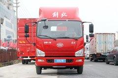 解放 J6F 150马力 4.21米单排厢式轻卡(CA5046XXYP40K2L1E5A84-3)