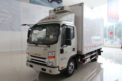远旺 130马力 江淮帅铃底盘4.米单排冷藏车(HXW5040XLCP73K2C3V)