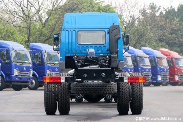 优惠1.45万青岛解放悍V载货车促销中