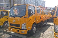 一汽红塔 解放公狮 130马力 3.145米双排栏板轻卡(CA1040K2L3RE5B) 卡车图片