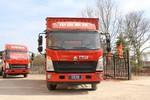 中国重汽HOWO 统帅 141马力 4.15米单排售货车(ZZ5047XSHF341CE144)图片