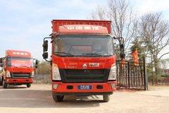 中国重汽HOWO 统帅 2018款物流版 141马力 4.15米单排厢式轻卡(ZZ5047XXYF341CE145)