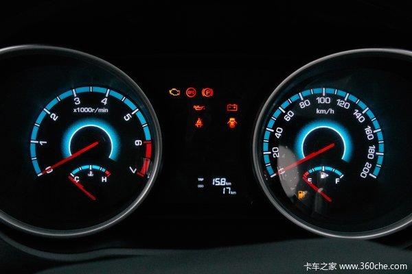 睿行S50V封闭货车限时促销中 优惠0.1万