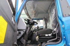 青岛解放 龙V中卡 180马力 4X2 6.2米仓栅式载货车(CA5181CCYPK2E5A80) 卡车图片