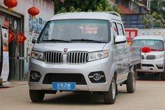 金杯 T32 1.5L 109马力 汽油 2.51米双排栏板微卡(SY1020LC6AA) 卡车图片