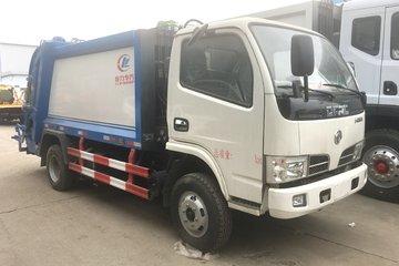 东风 福瑞卡 143马力 4X2 压缩式垃圾车(程力威牌)(CLW5121ZYSE5)