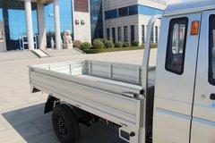 时风 风菱D版 2.55T 2.6米单排纯电动四轮栏板微卡