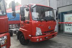 东风商用车 天锦KS 150马力 4X2 4.1米单排厢式轻卡(DFH5040XXYBX5)
