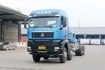 中国重汽 汕德卡SITRAK G7H重卡 540马力 8X4 8.4米自卸车(ZZ3316N466HE1)图片