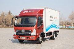 福田 时代领航 高配版 130马力 4.165米单排厢式轻量化轻卡(BJ5043XXY-BG) 卡车图片