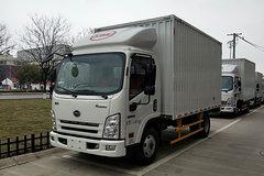 骐铃汽车 H300 116马力 4.125米单排售货车(JX5041XSHXG2) 卡车图片