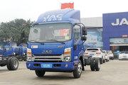 江淮 帅铃Q6 152马力 4.12米单排厢式轻卡(HFC5043XXYP71K4C2V-1)