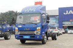 江淮 帅铃Q6 152马力 4.12米单排厢式轻卡(HFC5043XXYP71K4C2V-1) 卡车图片