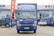 江淮 帅铃Q6 152马力 4.18米单排仓栅式轻卡(HFC5043CCYP71K1C2V)